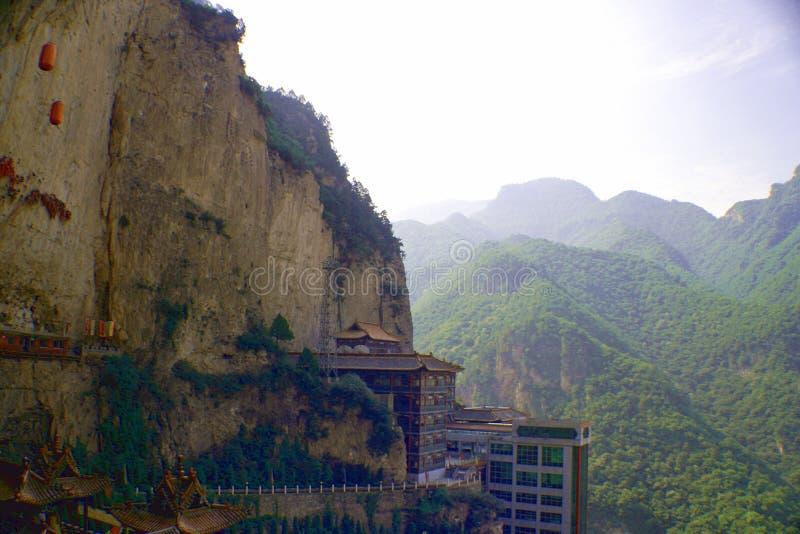 De berg van Jiexiumian royalty-vrije stock foto's