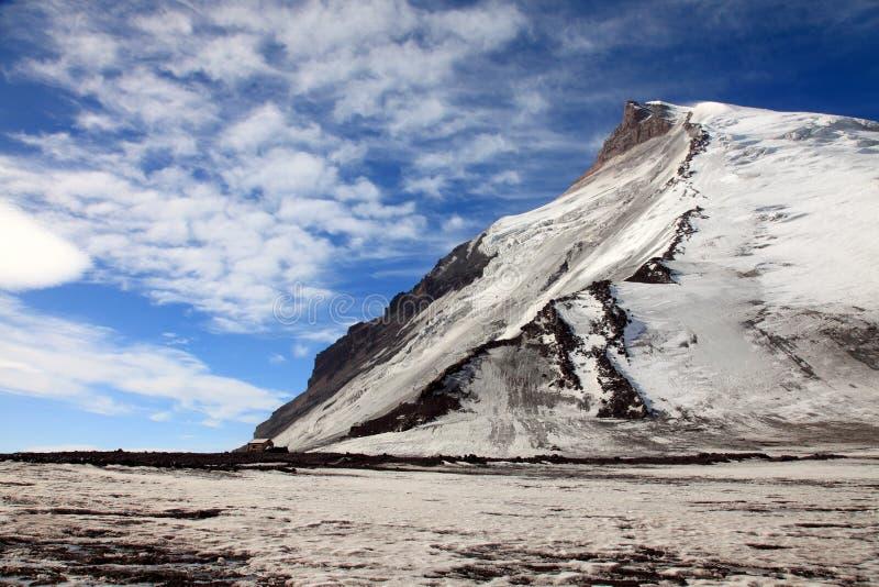 De berg van Kamen stock foto's