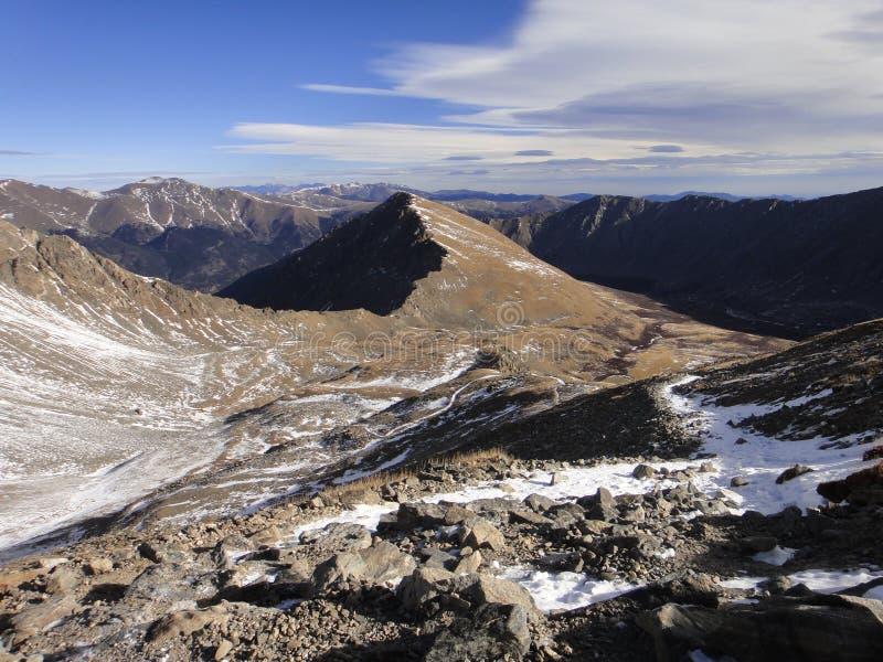 De Berg van Kelso stock afbeelding