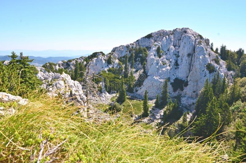 De Berg van Velikikozjak royalty-vrije stock fotografie