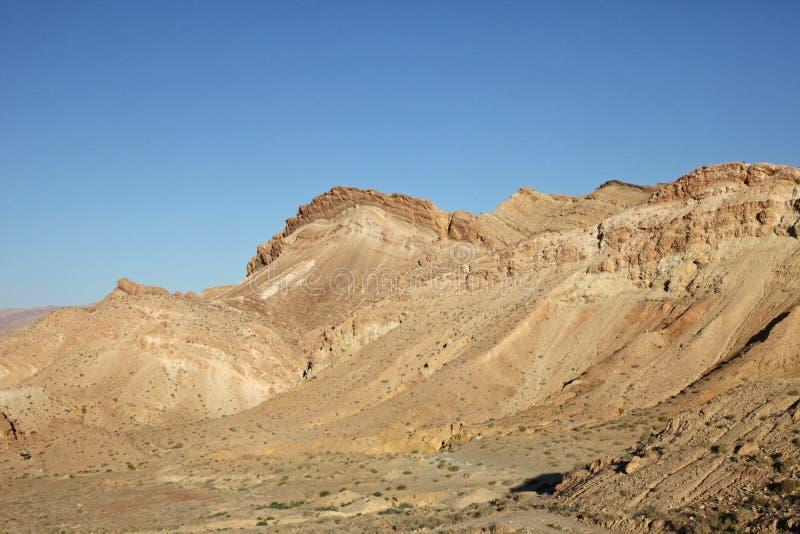 De bergen van de atlas royalty-vrije stock foto