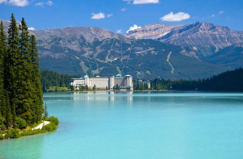 De bergmeer van Beautifull stock afbeeldingen