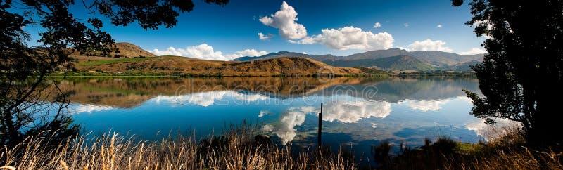 De bergmeer van de zomer royalty-vrije stock foto