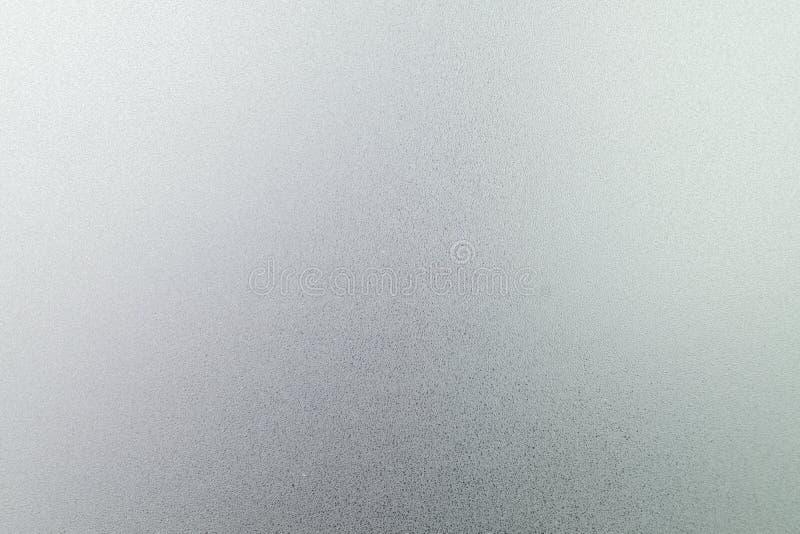 De berijpte Textuur van het Glas stock afbeelding