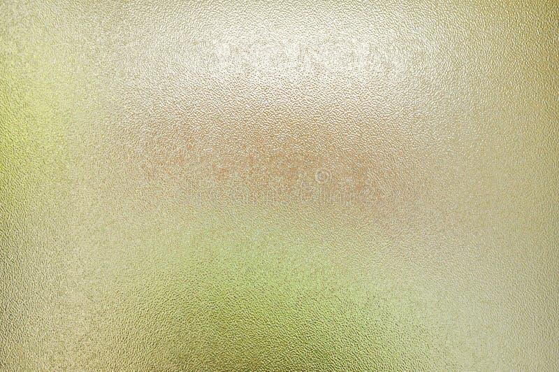 De berijpte Textuur van het Glas royalty-vrije stock fotografie