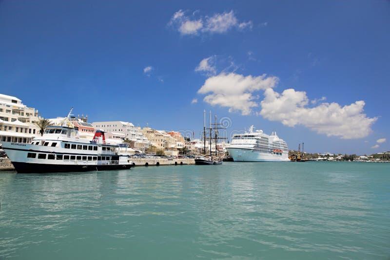 De Bermudas stock foto