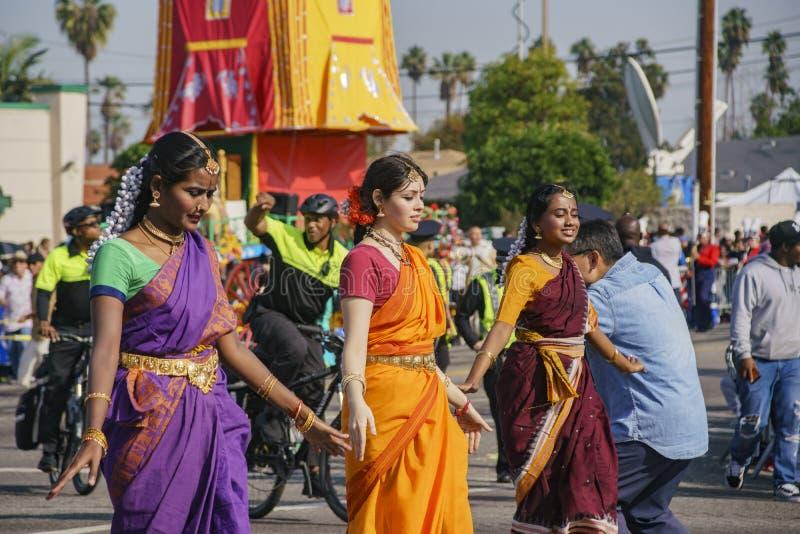 De beroemde Parade van de Koninkrijksdag stock foto's