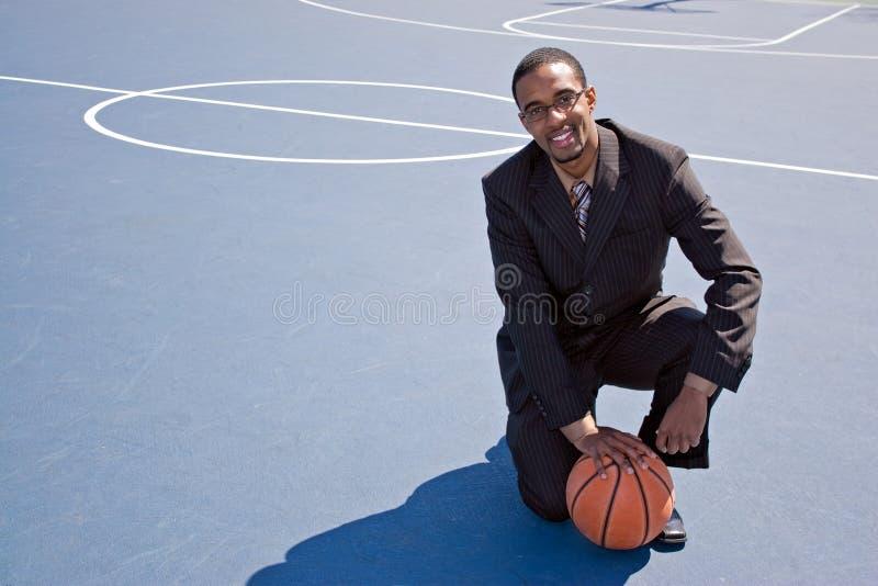 De Beroeps van het basketbal stock foto's