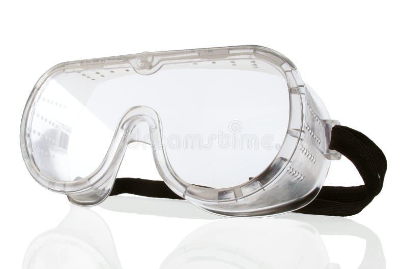 De Beschermende brillen van de veiligheid royalty-vrije stock afbeeldingen