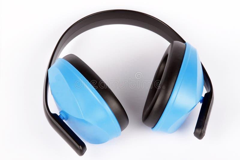 De beschermerhoofdtelefoon van het oor royalty-vrije stock foto