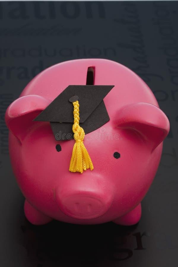 De Besparingen van het onderwijs stock foto