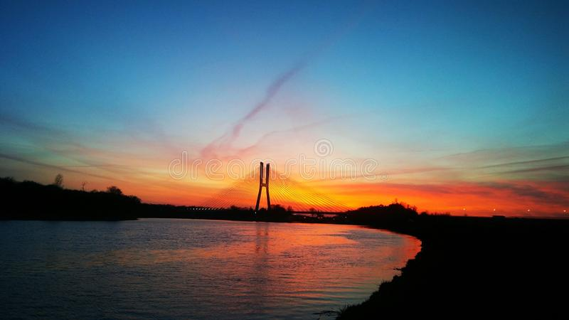De beste plaats in Wroclaw, Polen stock foto's