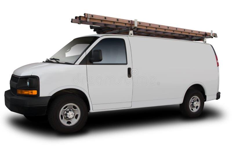 De Bestelwagen van de dienst