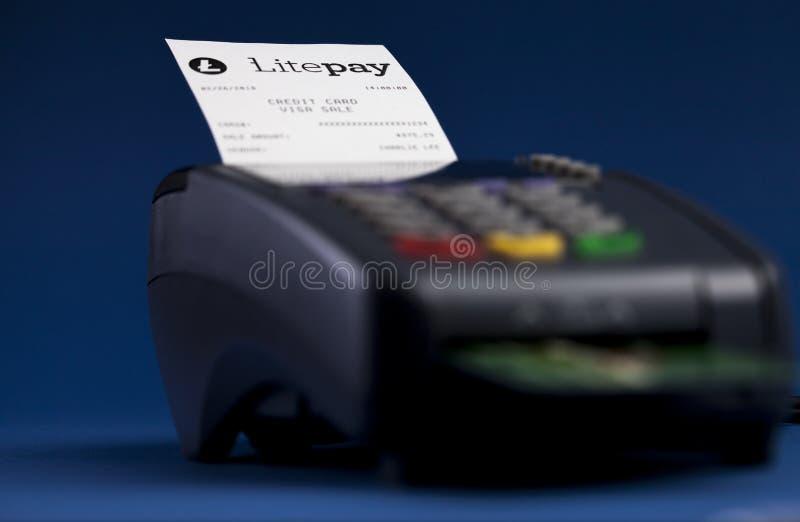 De betalingsprotocol van Litepaycryptocurrency royalty-vrije stock afbeelding