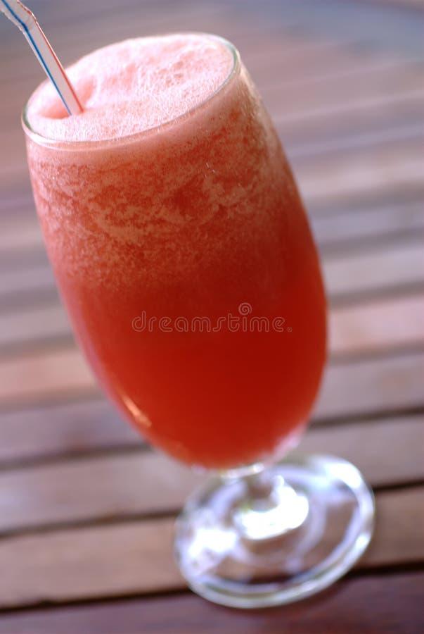 De bevroren Drank van de Cocktail royalty-vrije stock afbeeldingen