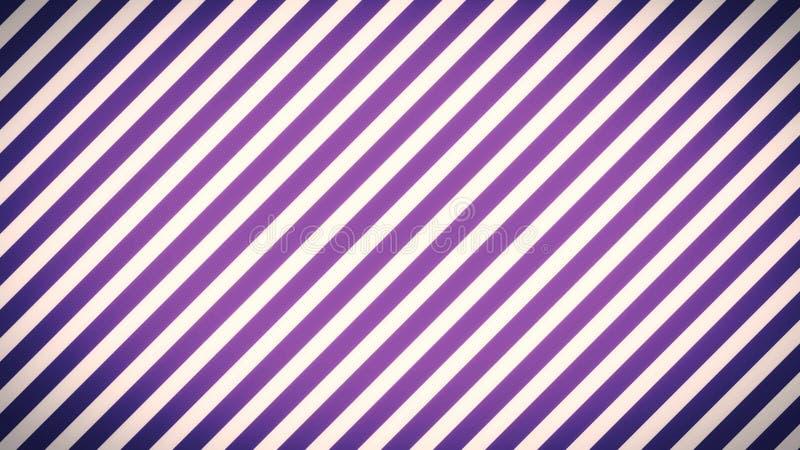 De beweging van zonneblinden Abstractieovergang van achtergrond van wit in kleur met diagonalen vector illustratie