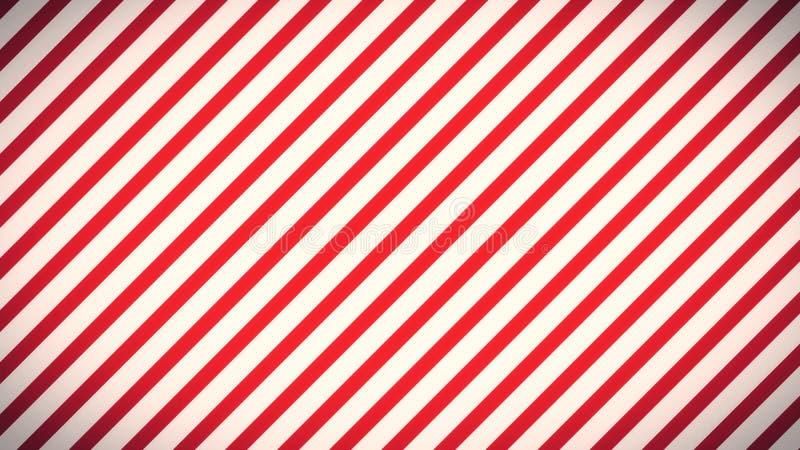 De beweging van zonneblinden Abstractieovergang van achtergrond van wit in kleur met diagonalen stock illustratie