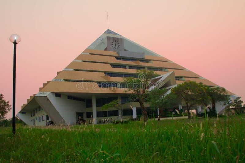 De bibliotheek stock fotografie