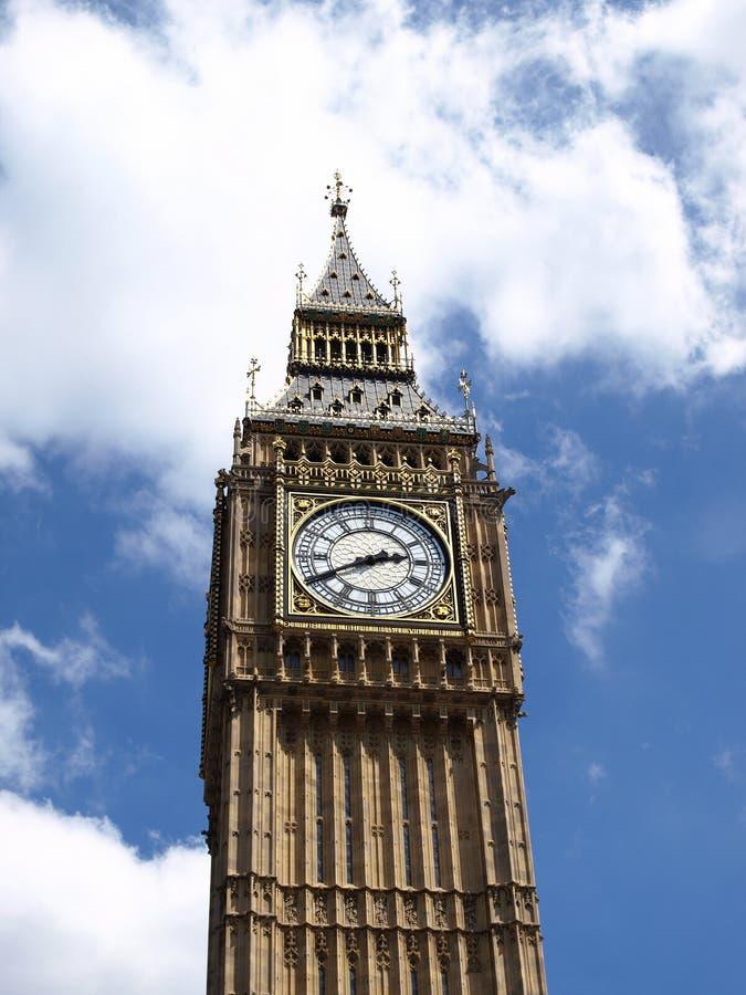 Download De Big Ben stock foto. Afbeelding bestaande uit kapitaal - 10780664