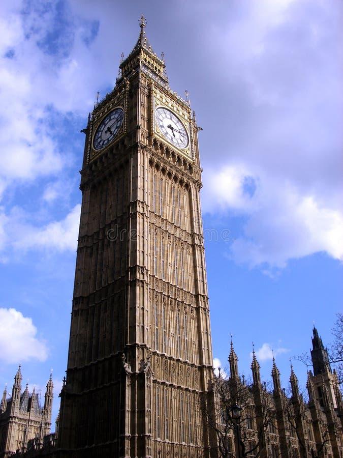 De Big Ben 4 stock foto's