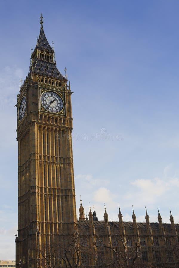 De Big Ben #4 royalty-vrije stock foto's