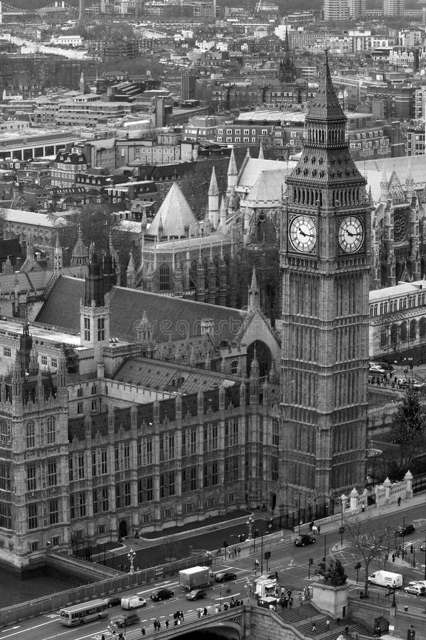 De Big Ben Royalty-vrije Stock Afbeelding