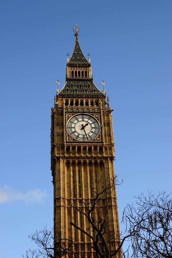 De Big Ben I royalty-vrije stock afbeelding