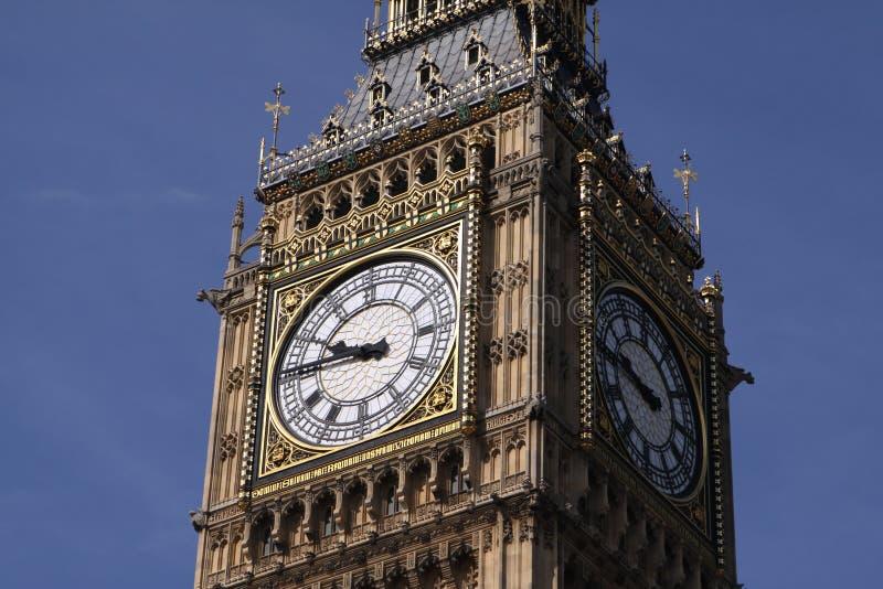 De Big Ben. Londen stock afbeelding