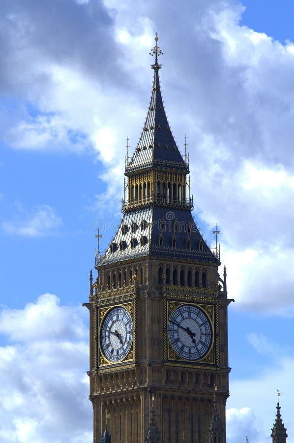 De Big Ben Londen stock foto