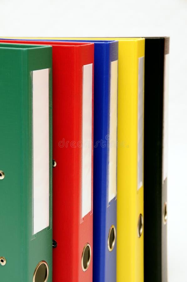De bindmiddelen van de ring stock fotografie