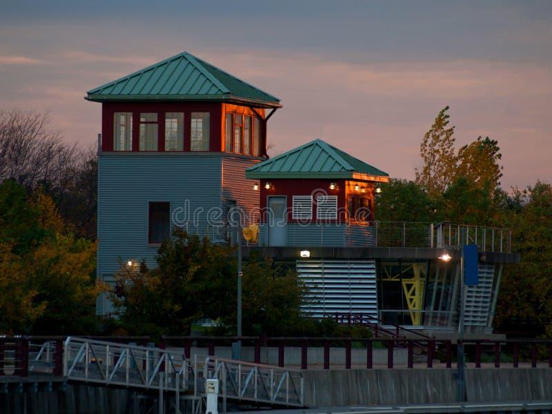 De Binnenhaven Van Syracuse Royalty-vrije Stock Afbeelding
