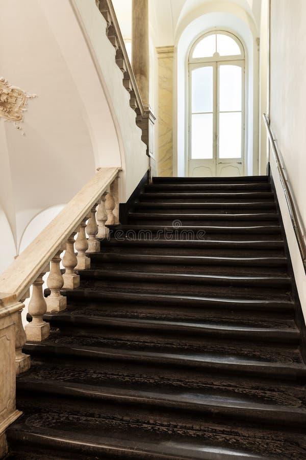 De binnenlandse historische bouw royalty-vrije stock foto