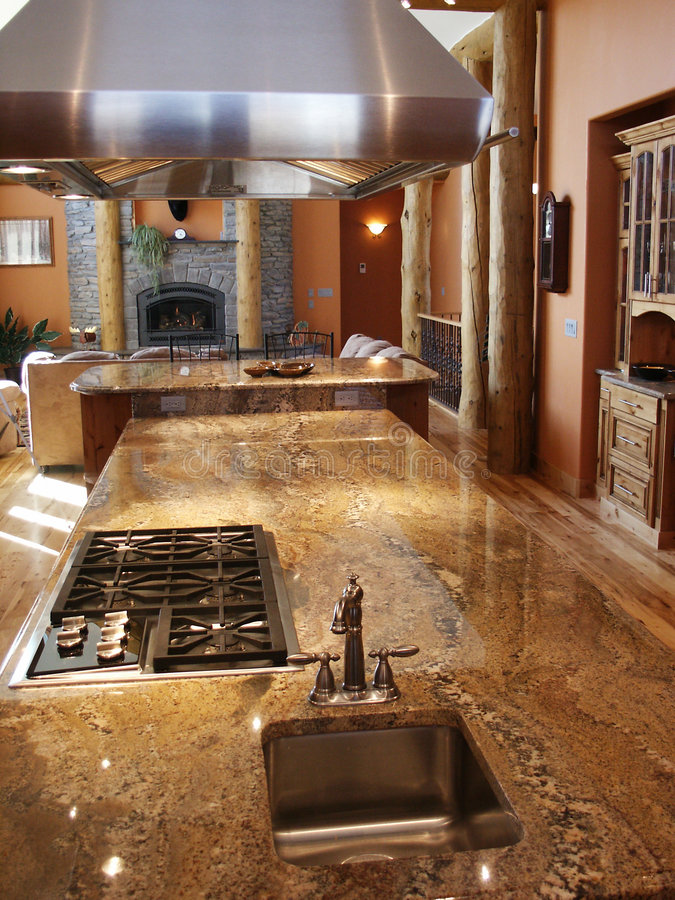 De Binnenlandse Keuken van het huis
