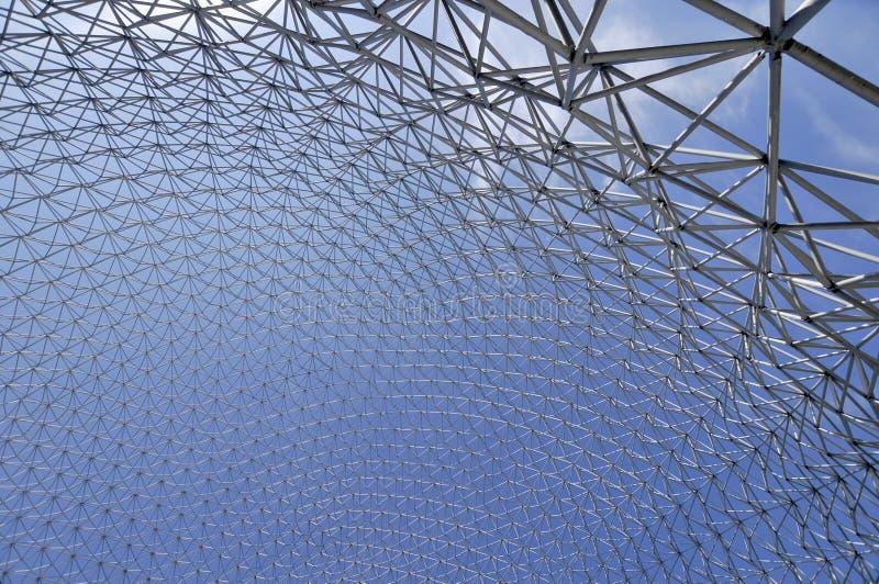 De Biosfeer royalty-vrije stock foto