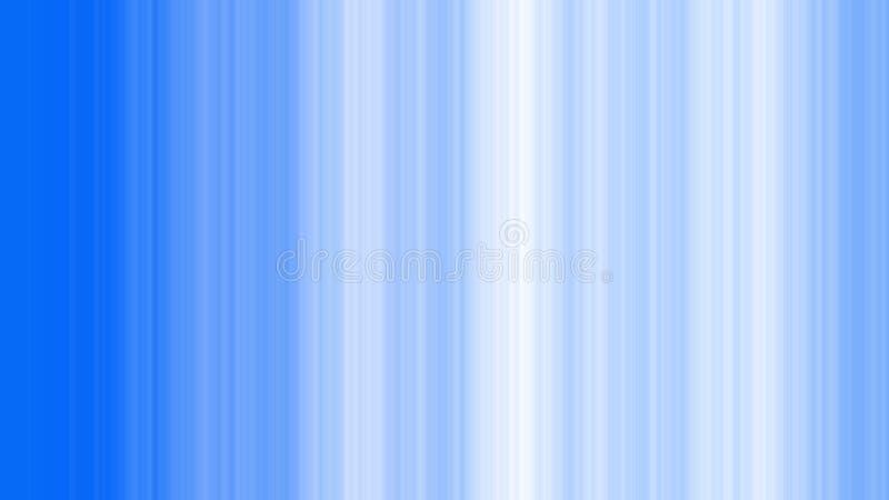 De blauwe Abstracte Achtergrond van Stroken royalty-vrije illustratie