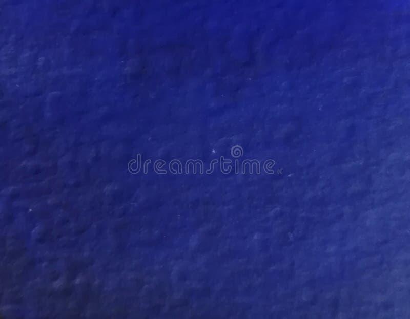 De blauwe abstracte achtergrond van de waterverftextuur royalty-vrije stock foto's