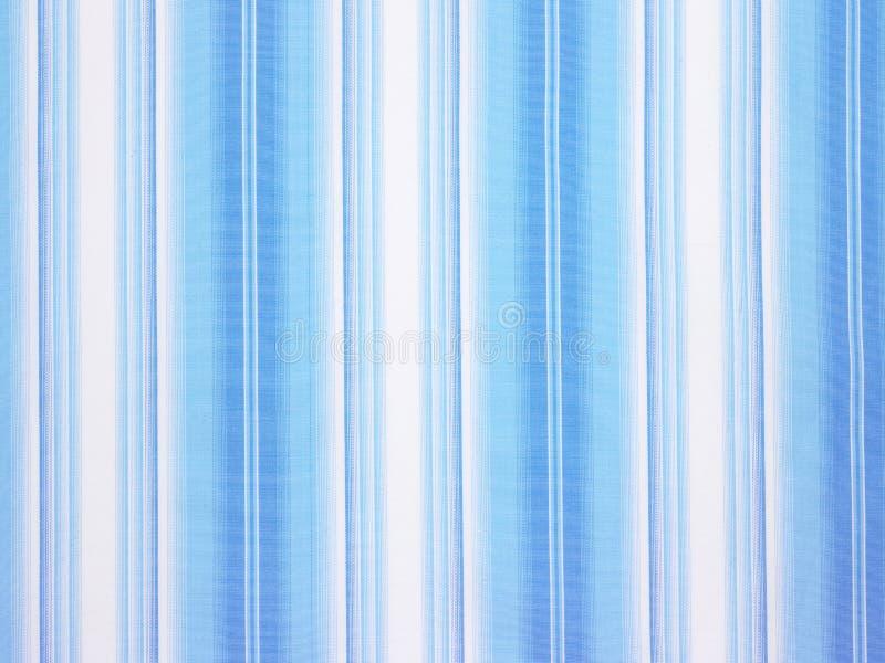 De blauwe Achtergrond van Strepen stock foto's