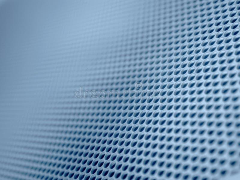 De blauwe Diagonale Achtergrond van het Net royalty-vrije stock fotografie