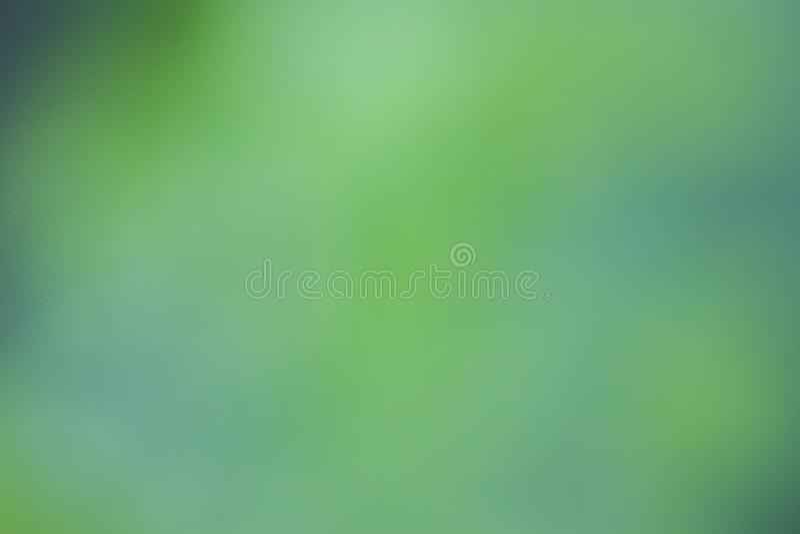 De blauwe en groene kleur van de achtergrondmateriaalinstallatie vector illustratie