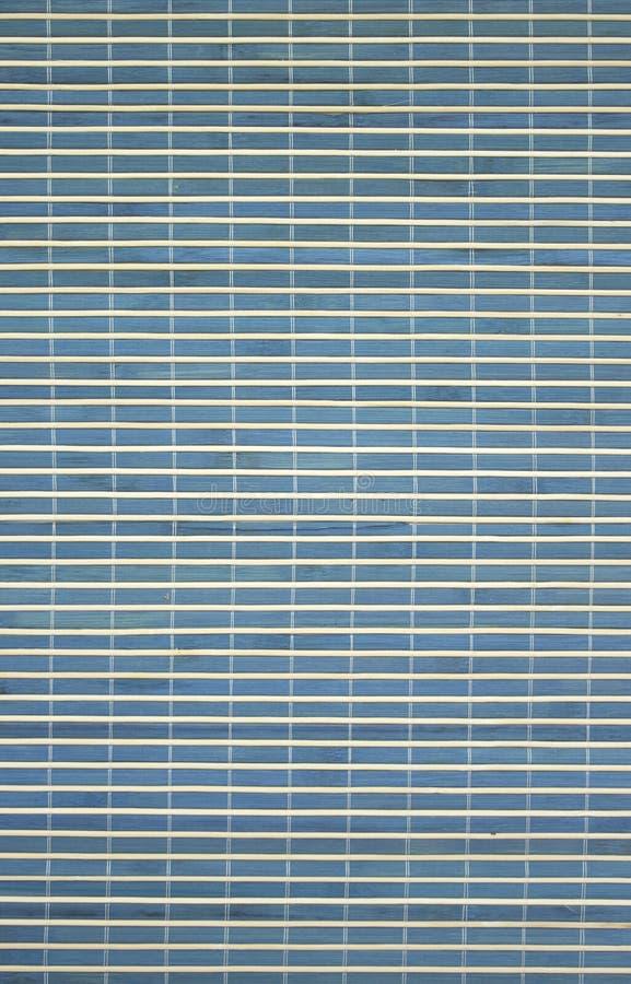 De blauwe Geweven Achtergrond van de Doek royalty-vrije stock foto's