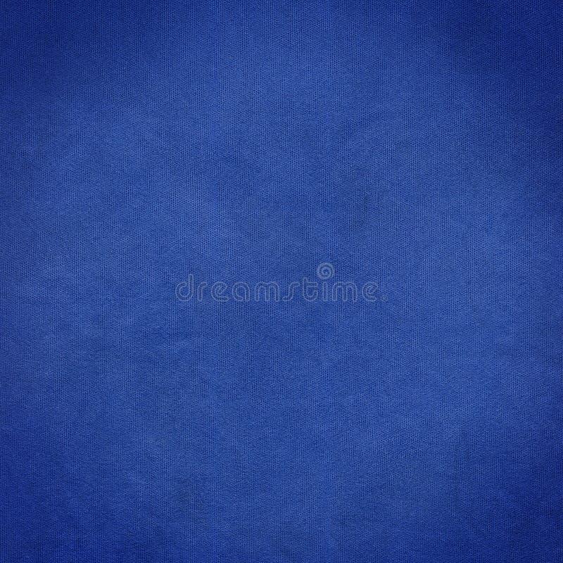 De Blauwe Stof Van De Doek Stock Foto's