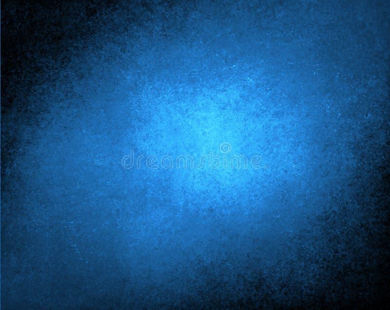 De blauwe textuur als achtergrond voor website of de grafische kunst ontwerpt element, gekraste lijntextuur stock fotografie