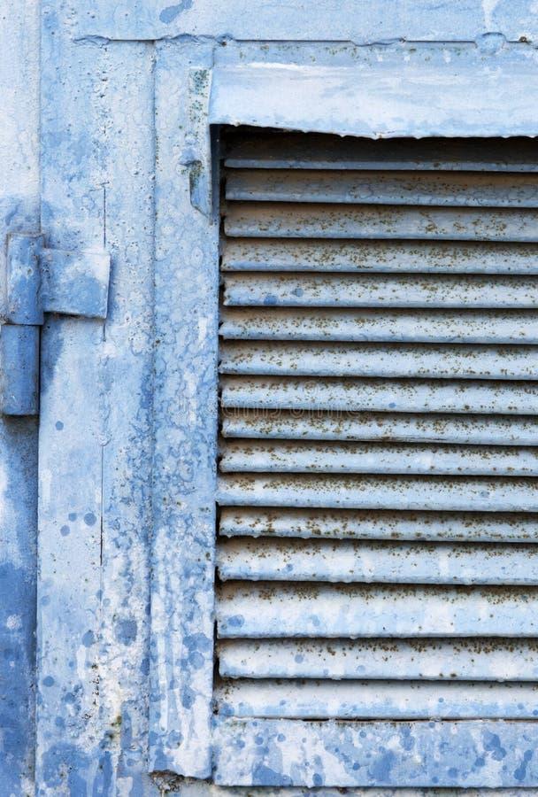 De blauwe textuur van Grunge stock afbeelding