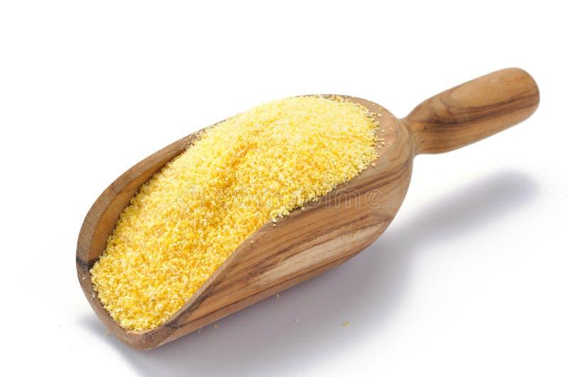 De bloem van de maïs stock afbeeldingen