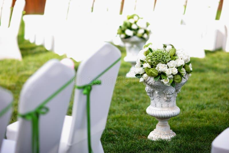 De bloem van het huwelijk stock afbeeldingen