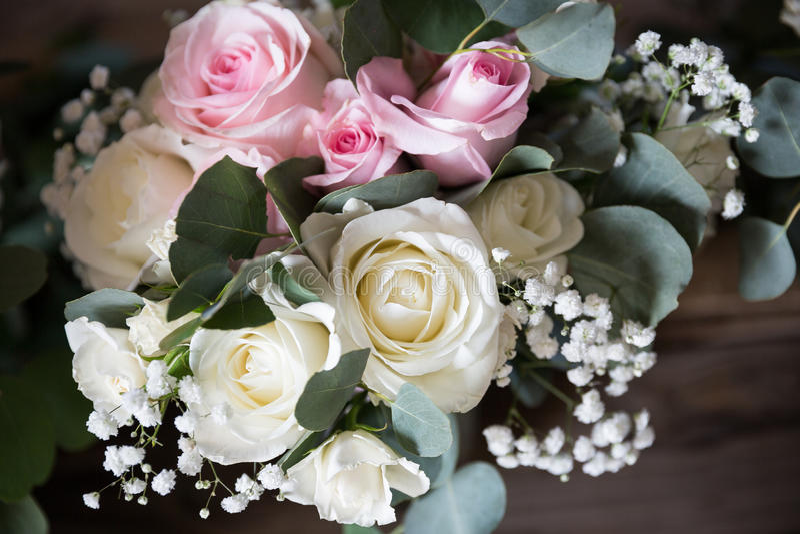 De Bloemen van de moeder` s Dag royalty-vrije stock foto's