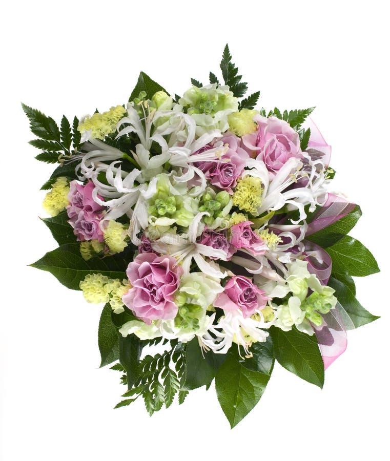 De bloemen van de spoedbestelling royalty-vrije stock afbeeldingen