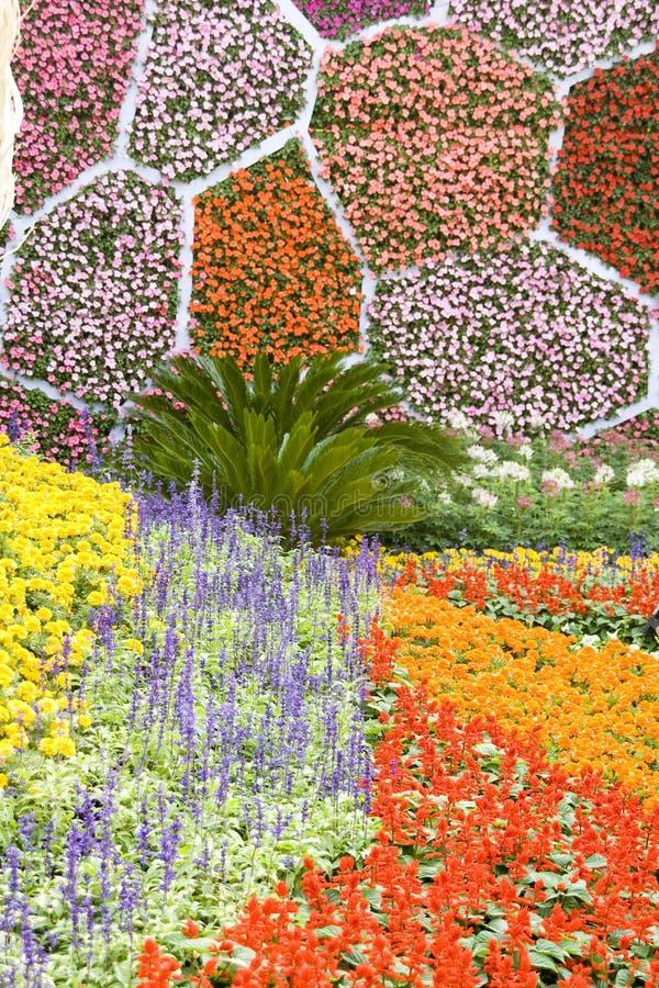 De Bloemen Verfraaien Royalty-vrije Stock Afbeeldingen
