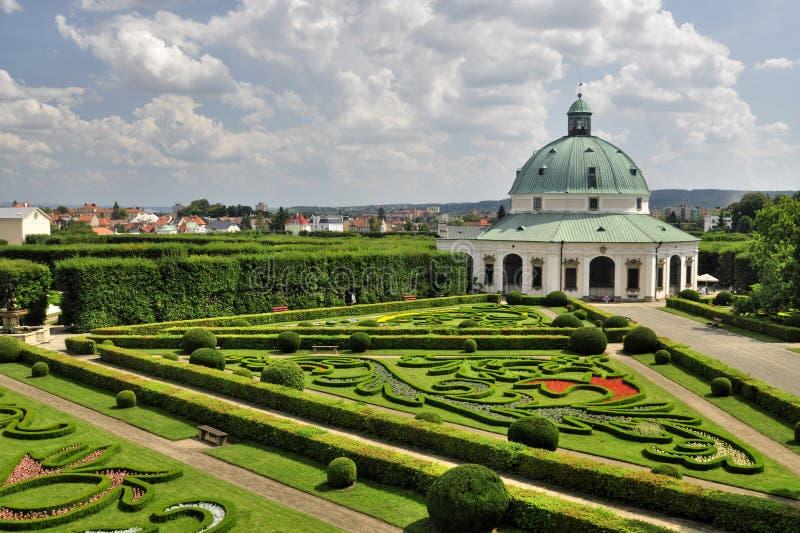 De bloemenachtergrond van de bloem Garden royalty-vrije stock afbeelding