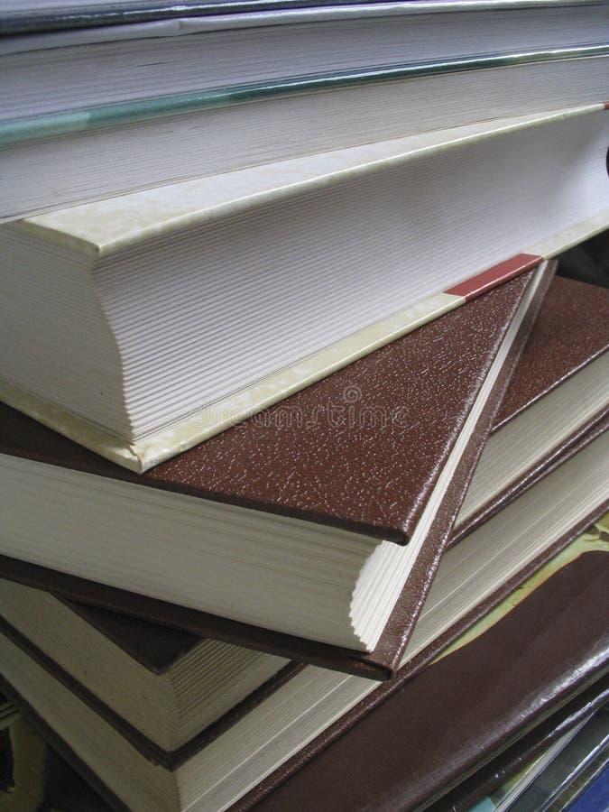 De boeken royalty-vrije stock afbeeldingen